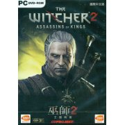 The Witcher 2: Assassins of Kings (DVD-ROM) (Chinese Language Version)