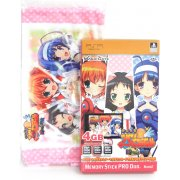 Sony Memory Stick Pro Duo 4GB (Kaitou Tenshi Twin Angel: Toki to Sekai no Meikyuu Edition)