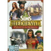 The Sims: Medieval Pirates & Nobles Adventure Pack (DVD-ROM)