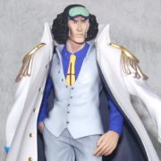One Piece Piece High Spec Coloring Vol.6 Pre-Painted PVC Figure: Aokiji