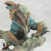 Monster Hunter Non Scale Pre-Painted PVC Figure: Zinogre