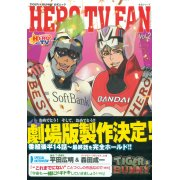 Tiger & Bunny Official Magazine Book Hero TV Fan Vol.2