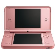 Nintendo DSi XL (Metallic Rose)
