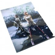 Final Fantasy XIII-2 Clear File: Lightning & Serah Farron