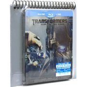 Transformers: Dark of the Moon [BD+DVD: Steel Box]