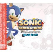 Sonic Generations Original Soundtrack: Blue Blur