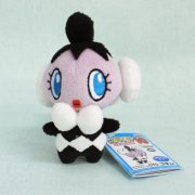 Pokemon Best Wishes - My Pokemon Collection Key Chain Plush Doll: Gotimu