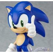 Nendoroid Sonic the Hedgehog Non Scale Pre-Painted PVC Figure: Sonic (Re-run)