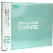 Live DVD Shinee The 1st Concert In Japan - Shinee World [2DVD+2Photo Booklet Limited Edition]