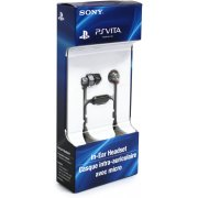 PS Vita PlayStation Vita Wired In-Ear Headset
