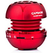 Mini Beat - Mono Portable Speaker (Red)