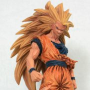 Dragon Ball SCultures Big Pre-painted PVC Figure: Super Saiyan 3 Son Goku