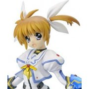Magical Girl Lyrical Nanoha The Movie 1st 1/6 Scale Pre-Painted  PVC Figure: Takamachi Nanoha