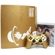 PlayStation3 Slim Console - One Piece: Kaizoku Musou Gold Edition (HDD 320GB Model) - 110V