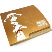 Thumbnail for PlayStation3 Slim Console - One Piece: Kaizoku Musou Gold Edition (HDD 320GB Model) - 110V