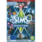The Sims 3: Showtime (Limited Edition) (DVD-ROM)