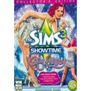 The Sims 3: Showtime (Katy Perry Collector's Edition) (DVD-ROM)
