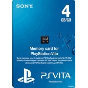 PS Vita PlayStation Vita Memory Card (4GB)