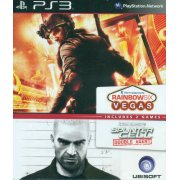 Tom Clancy's Splinter Cell Double Agent & Rainbow Six Vegas Double Pack