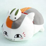 Natsume Yujincho Super DX Plush Doll: Nyanko Sensei type A