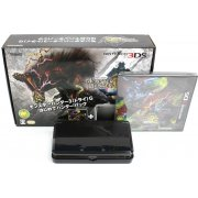 Thumbnail for Nintendo 3DS (Monster Hunter 3G Beginner Hunters Pack Black Edition)