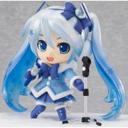 Nendoroid Snow Miku : Fluffy Coat Ver