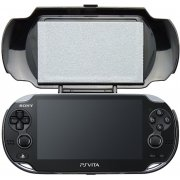 Face Cover for PlayStation Vita (Black)