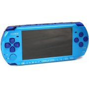PSP PlayStation Portable Slim &amp; Lite - Sky Blue / Marine Blue [Value Pack (PSPJ-30027)]