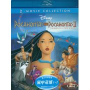 Pocahontas 1+2 [2-Movie Collection Special Edition]