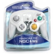 Wii/GameCube Controller (White)