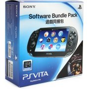 PS Vita PlayStation Vita - Wi-Fi Model (Shinobido 2: Revenge of Zen Bundle)