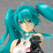 Vocaloid 1/8 Scale Pre-Painted PVC Figure: Racing Miku 2011 ver.