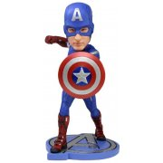 NECA~Avengers Captain America Head Knocker