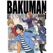 Bakuman 2nd Series DVD Box 1