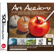Art Academy: Learn Painting and Drawing Techniques with Step-by-Step Training [DSi Enhanced]