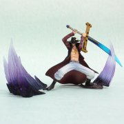 One Piece Super Effect Seven Warlords of The Sea Vol.2 Pre-Painted PVC Figure : Dracule Minawk