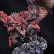Monster Hunter Non Scale Pre-Painted PVC Figure: Fire Liolaeus