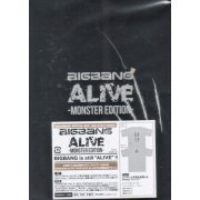 Alive - Monster Edition [CD+DVD Limited Edition]
