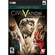 Sid Meier's Civilization V: Gods & Kings (DVD-ROM)