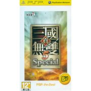 Shin Sangoku Musou 5 Special (Chinese Version) (PSP the Best)