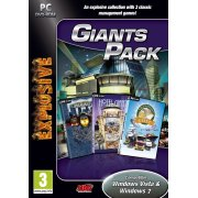 Giants Pack (Traffic/Hotel/Transport) (DVD-ROM)