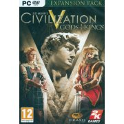 Sid Meier's Civilization V: Gods & Kings (Expansion Pack) (DVD-ROM)