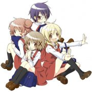 Hidamari Sketch Blu-ray Disc Box [Limited Edition]