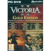 Victoria II Gold Edition (DVD-ROM)