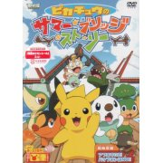 Pokemon: Pikachu's Summer Bridge Story / Pocket Monster Best Wish Pikachu No Summer Bridge Story