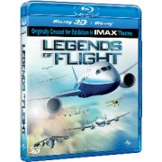 Legends of Flight [3D+2D]