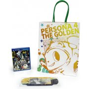 Persona 4: The Golden [First-Print Edition w/ Seal &amp; Bag]