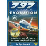 737 Pilot in Command: Evolution (Deluxe Edition) (DVD-ROM)