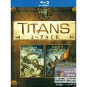 Titans [2-Pack]: Clash of the Titans + Wrath of the Titans