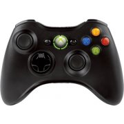 Thumbnail for Xbox 360 Wireless Controller (Black)